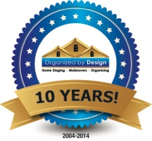 Organized by Design celebrates 10 years