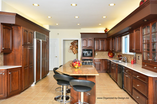 Kitchen Soffit Design Confusion Organized By Design