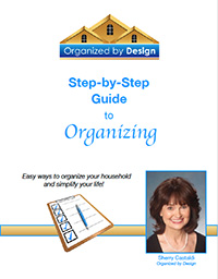 Organized by Design Free E-Book