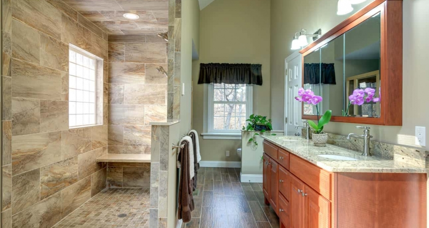 Organized by Design Master Bath Renovation