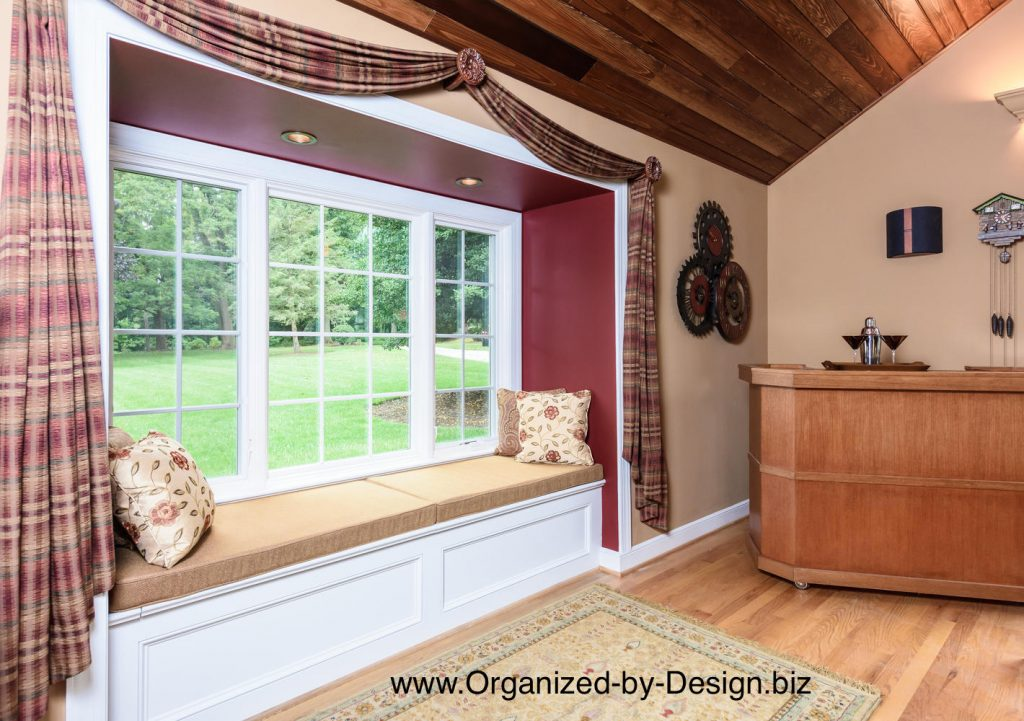 Reimagined-room-redesign-through-renovation-Family Room Redesign Renovation by Organized by Design